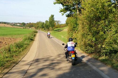 Motorrijbewijspoint Friesland examengarantie