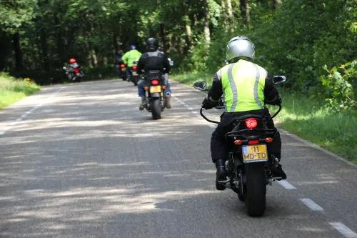 Motorrijbewijspoint Friesland motor lesplan