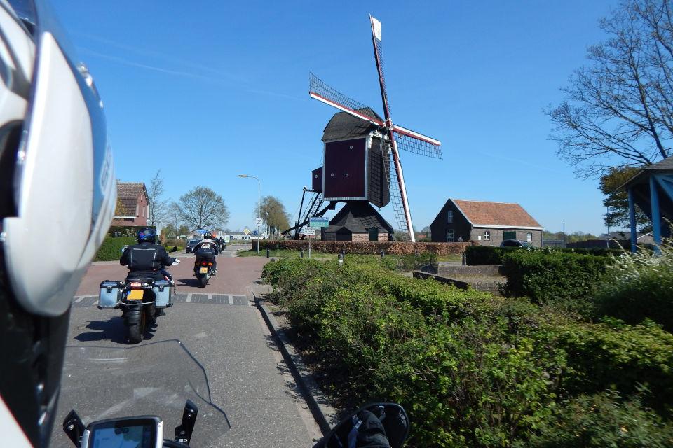 Motorrijbewijspoint Friesland motorrijlesplan